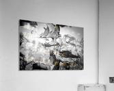 Chaos  Acrylic Print