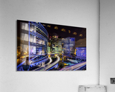 Night traffic  Acrylic Print