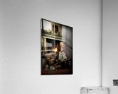 Dear Cat.... Once upon a time...  Acrylic Print