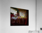 Still life in the Dutch style with a jug  Acrylic Print