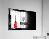 Just RED  Acrylic Print