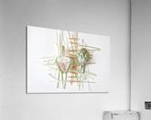 ART.ichoke - 2  Acrylic Print