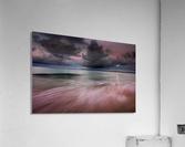 Carbis Bay moonlight  Acrylic Print