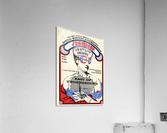 East of Underground Poster WEB USE  Acrylic Print