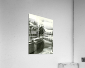 Schiedam 26-08-16  Acrylic Print