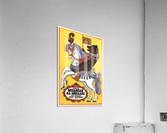 Bear Circus Poster  Acrylic Print
