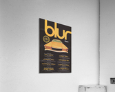 Blur  Acrylic Print