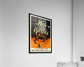 The War of the Worlds  Acrylic Print