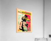 Film Art from the underground  Acrylic Print