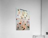 Hiroshima Appeals 1983  Acrylic Print