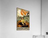 Handicapped  Acrylic Print