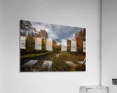 River side  Acrylic Print