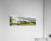 Chilling at Cap Lemoine  Acrylic Print