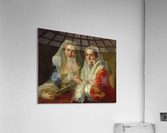 The Mirabita Sisters  Acrylic Print