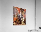 Emmanuel Pinto  Acrylic Print