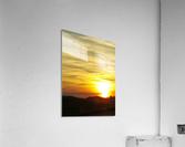 Vanishing Sun  Acrylic Print