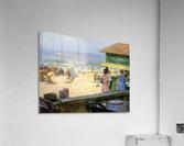 Beach Scenes  Acrylic Print