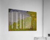 Rocky fields  Acrylic Print