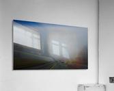 Misty Fog  Acrylic Print