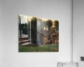 The Mill, Simsbury  Acrylic Print