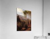 Hunter in the Woods of Ashokan  Acrylic Print