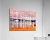 Seascape by the beach  Acrylic Print