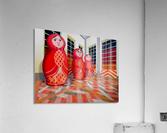 Matryoshka  Acrylic Print