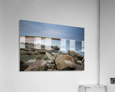 Sands of Whale Cove  Acrylic Print