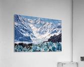 Glacier  Acrylic Print