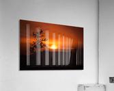 Gate of Hell  Acrylic Print