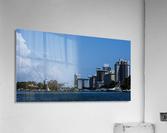 Biscayne Bay  Impression acrylique