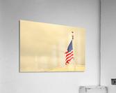American Flag  Impression acrylique