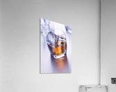 Glass of whiskey  Acrylic Print