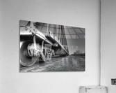 Rail Cars  Acrylic Print
