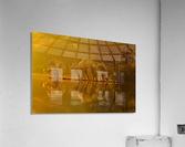 Gold Morning, Lake District, UK  Acrylic Print