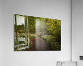 The Path to Fairytales, Ramsons Wood, Lancashire, UK  Acrylic Print