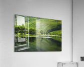 Green Peace, Buttermere, UK  Acrylic Print