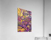 Loba  Acrylic Print
