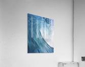 Blue Ocean Wave  Acrylic Print