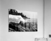 Spring Lakeshore  Acrylic Print