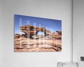 Natures Window  Impression acrylique