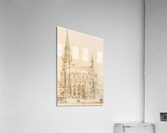 Eglise de Thann  Acrylic Print
