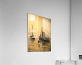 Aankomst van de Vis  Acrylic Print