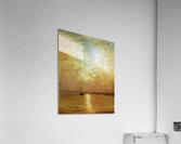 Sunset at Scheveningen Sun  Acrylic Print