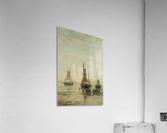 Scheveningse bommen voor anker  Acrylic Print