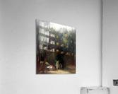 Badende Madchen im Park von Terni  Acrylic Print