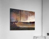 The Bay of Rapallo  Acrylic Print