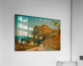 Tiberiusfelsen auf Capri  Acrylic Print