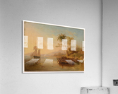 The Rescue Of William Doyly  Acrylic Print