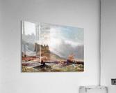 Castle by the o'jays  Acrylic Print